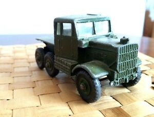 DINKY SUPERTOY #661 RECOVERY TRACTOR MECCANO 1962-1965