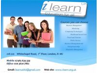 Get back into Education with iLearn UK!!!