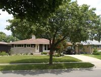 Beautiful bungalow in desired Forest Hill area