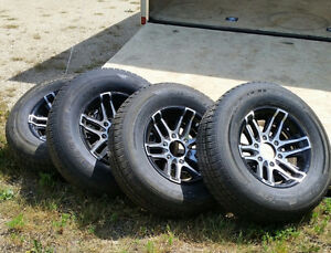 New trailer tires sets of 4 205 75 15 or 225 75 15 and 235 80 16