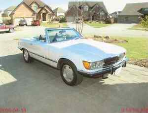 1972 Mercedes Benz 450SL