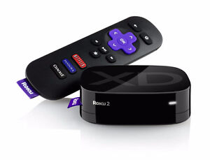 Roku 2 XD Streaming Player - Canadian Version - *MINT with box