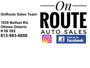 Now Hiring at OnRoute Auto Sales