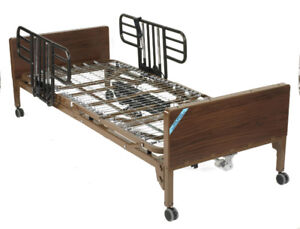 Fully Working & Adjustable Electrical Hospital Bed