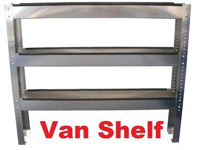 Carpet Cleaning Ss Adjustable 3-tier Chemical Van Shelf Storage Truckmount