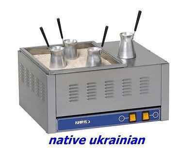 Commercial Coffee Machine Maker for Eastern Turkish Coffee in sand KIY-V KV-4