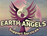 Senior Support Services- Earth Angels