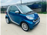 2008 smart fortwo coupe Passion mhd 2dr Auto COUPE Petrol Automatic