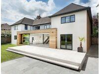 Free quotes/Extension/ Loft conversion/Basement/Kitchen & Bathroom/Roofing/Pavement & Garden/