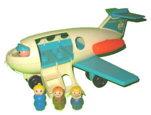 Fisher Price Jumbo Jet