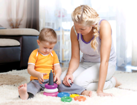 Looking for a nanny/housekeeping for our home at Harold Hill, Romford.