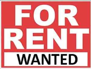 Wanted ~ House Or Duplex rental