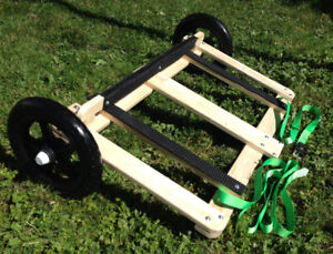 Currie's Heavy Hauler-Boat-Canoe-Sportspal-Cart-Dolly-Carrier