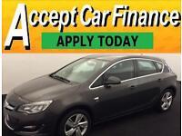 Vauxhall/Opel Astra 1.4i VVT 16v ( 100ps ) 2014MY SRi