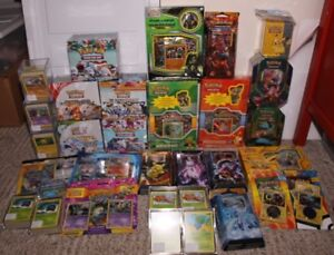 LARGE COLLECTION OF POKEMON CARDS