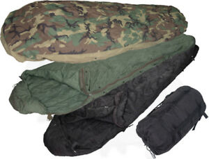 Winter Cold Weather Sleeping Bags - Synthetic - NEW