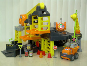 Fisher Price Big Action Remote Control Construction Site