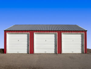 Canadian Pre-Engineered Steel Buildings