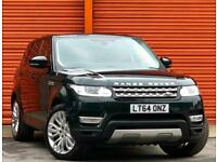 2014 Land Rover Range Rover Sport 3.0 SD V6 HSE 4X4 (s/s) 5dr SUV Diesel Automat