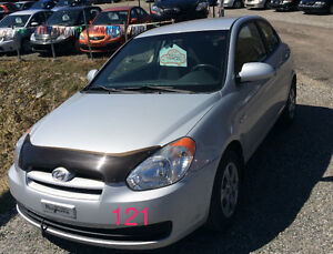 121-Hyundai Accent Berline 2009