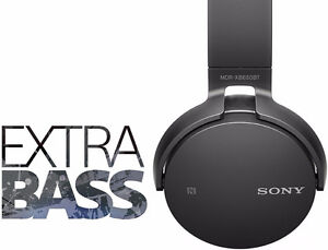 new Sony MDR-XB650BT Extra Bass Bluetooth Headphones**