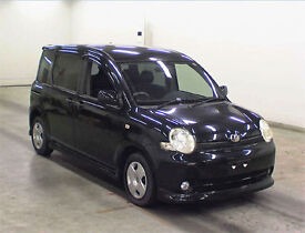 FRESH IMPORT 2006 TOYOTA SIENTA 1.5 PETROL AUTO 33000 MILES POWER DOOR CAMERA
