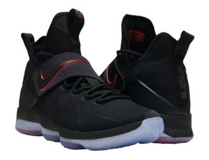 Lebron 14 DS sz 10. Bred & Red Carpet