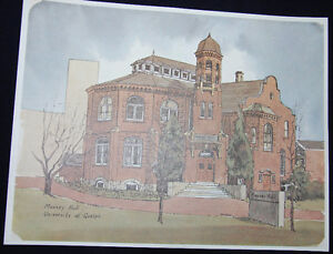Set of 6 Colour Prints of Historic Guelph Sites Kitchener / Waterloo Kitchener Area image 4