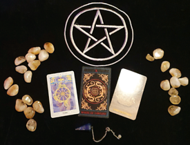 Tarot readings various available to suit your price