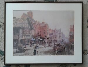 Louise Rayner prints of Chester, England