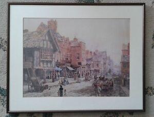 Louise Rayner prints of Chester, England Cambridge Kitchener Area image 1