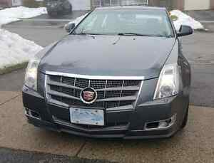 2008 Cadillac CTS Performance, Direct Injection Sedan