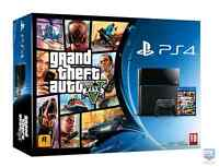 PS4 - w/ 4  games - mint condition! !!