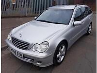 2006 55 Mercedes C320 Cdi Avantgarde Diesel Fully loaded Estate