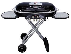 Coleman Paul jr portable propane grill