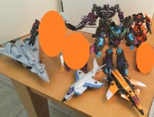 Transformers - 9 Different ..Please see Pics and Prices