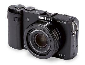 Samsung EX2F 12.4MP 3-inch AMOLED Display Digital Camera (RARE model)