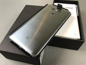 LG G6 platinum (trades) A+ cond 2 weeks old