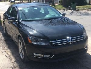 2012 VW Passat 2.0 TDI Highline w/ Sport Package