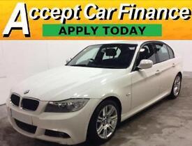 BMW 318 2.0TD auto 2010.5MY d M Sport FROM £41 PER WEEK!