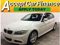 BMW 318 2.0TD auto 2010.5MY d M Sport FROM £41 PER WEEK!