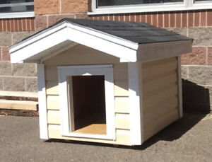 Dog house - Insulated - For Medium to Large Dogs