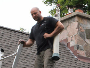 Chimney Cleaning / Sweep Service - Advanced WETT Certified Sarnia Sarnia Area image 1