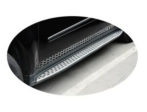 2006-2012 OE Factory Style Mercedes ML 350 Running Boards