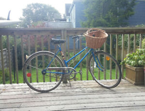 Vintage Supercycle 3-speed Cruiser with Basket