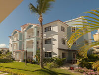 Sunny Punta Cana condo apt for rent. Don't stay in the cold!!