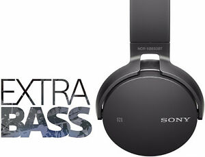 new Sony MDR-XB650BT Extra Bass Bluetooth Headphones