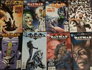 GOTHAM KNIGHTS comics collection includes BATMAN BLACK and WHITE