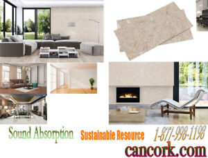 Cork Wall Tiles – Great For Allergy Sufferers!