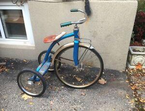 Vintage CCM TRICYCLE* SOLID ORIGINAL Oakville...$95